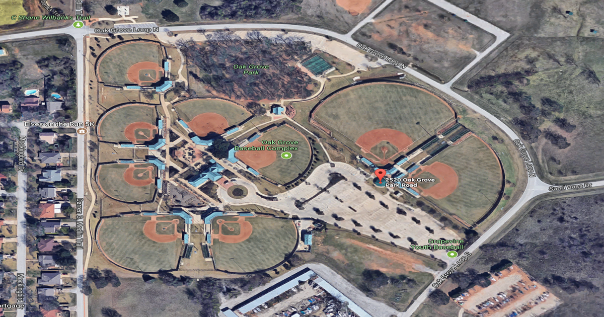 Facilities Amp Directions Texas Baseball